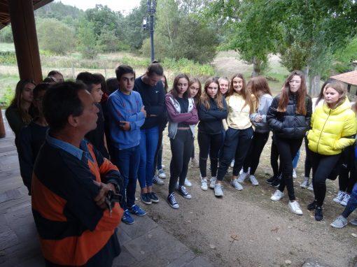 Excursión de 1º Bachillerato
