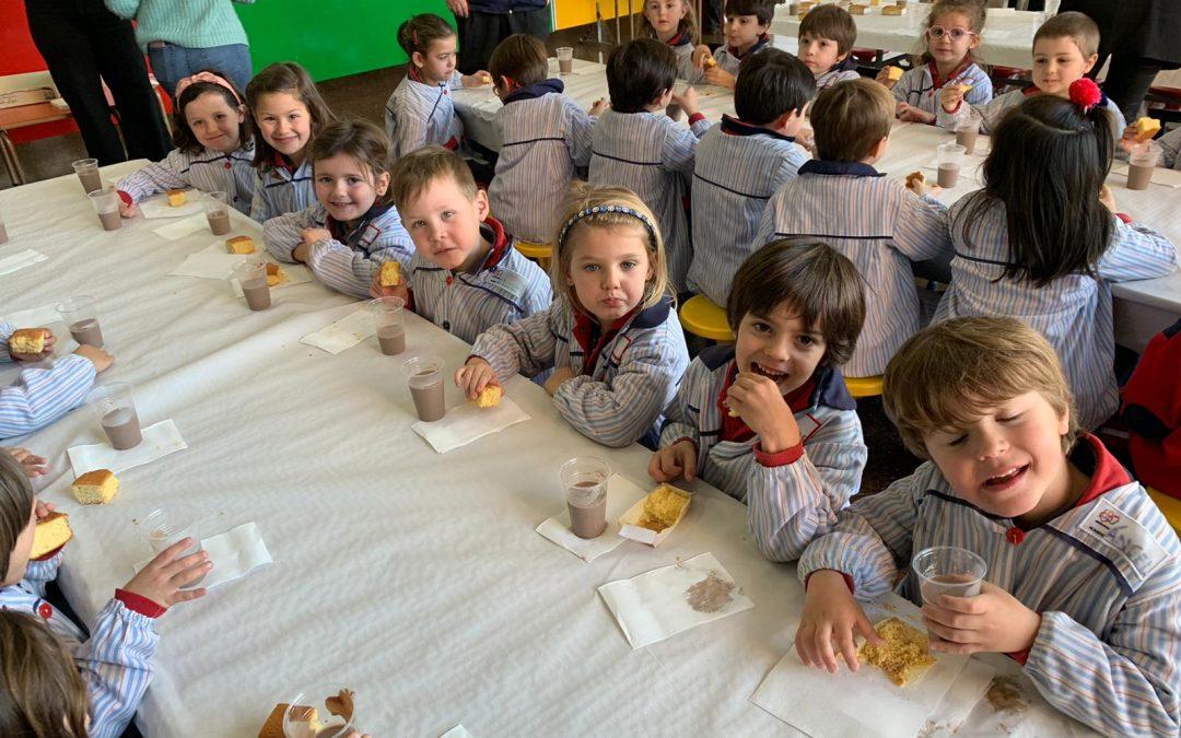 Protegido: Desayuno Solidario 5 Años