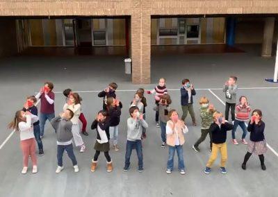 Protegido: En 2° de EP, bailamos y cantamos: Boom Chicka Boom