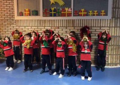 Protegido: Los niños de 4 Años os desean Happy Christmas