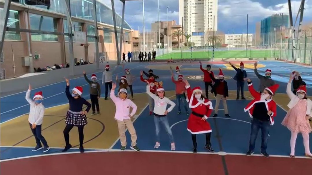 Protegido: 4º de Primaria: All I want for Christmas is you