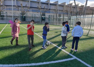 """Protegido: 3º de Primaria – Drama """"Acting out: """"The weather"""" and """"Playing football"""""""
