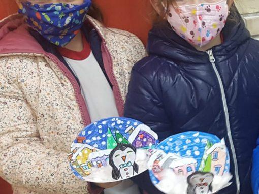 Protegido: 1º EP: 3D Winter Village Art Craft