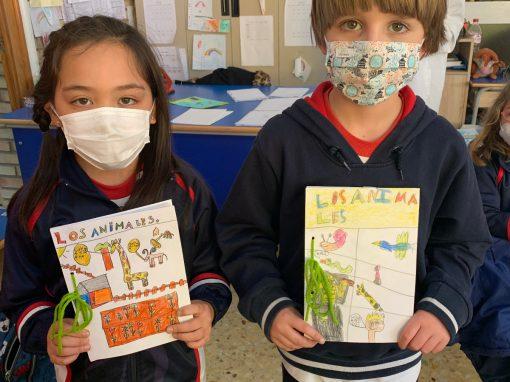 Protegido: 1º EP: Creando nuestro libro de Animales