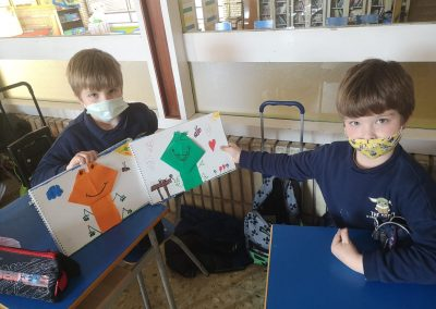 Protegido: 1º Primaria: Let's make an origami frog!