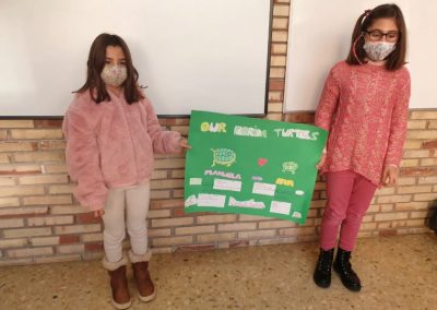 """Protegido: English: 4º Primary – """"Nocturnal Animals Working Group"""""""