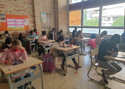 """Protegido: 4º Primary – """"Working The Time with the app Quizizz"""""""