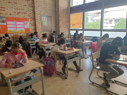 "Protegido: 4º Primary – ""Working The Time with the app Quizizz"""