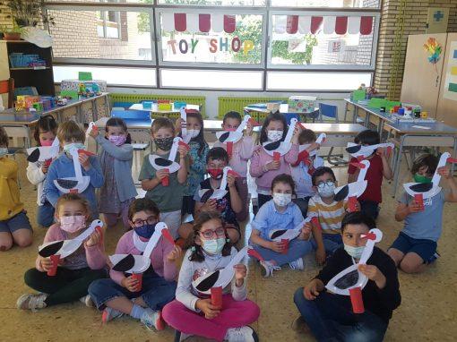 Protegido: 1ºEP: STORK CRAFT FOR KIDS