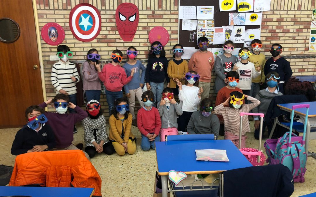Protegido: 3º EP:We are ready for summer!