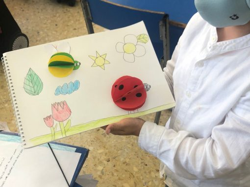 Protegido: 3º EP: Spring is here! Bees and ladybugs everywhere!