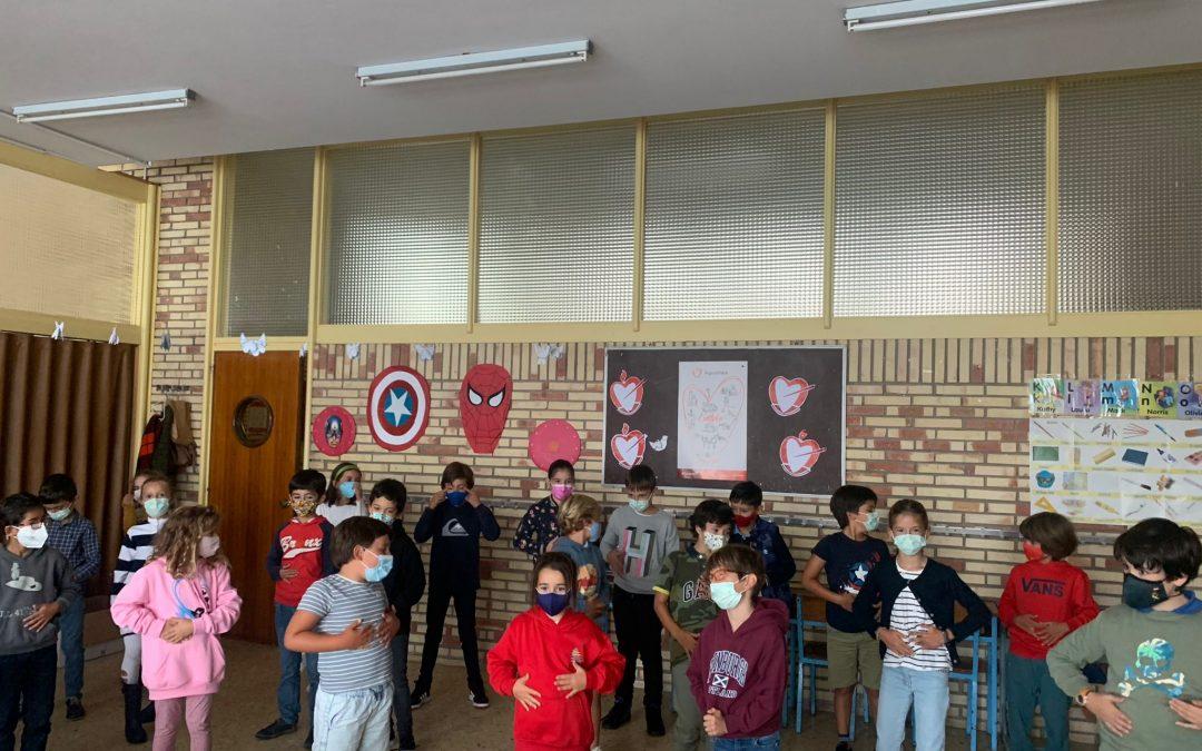 Protegido: Actividad Drama 3º primaria: